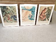 Les Amoureux Suite of 3 Prints 1979 Limited Edition Print by Salvador Dali - 3