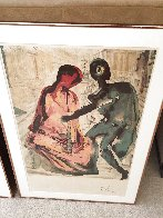 Les Amoureux Suite of 3 Prints 1979 Limited Edition Print by Salvador Dali - 5
