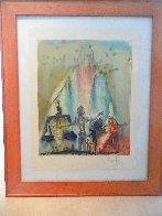 Marquis de Sade: Tancred's Choice 1969 (Early) Limited Edition Print by Salvador Dali - 1