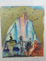 Marquis de Sade: Tancred's Choice 1969 (Early) Limited Edition Print by Salvador Dali - 2