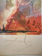 Marquis de Sade: Tancred's Choice 1969 (Early) Limited Edition Print by Salvador Dali - 3