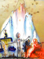 Marquis de Sade: Tancred's Choice 1969 (Early) Limited Edition Print by Salvador Dali - 0
