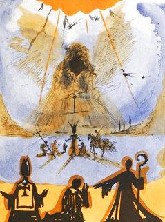 La Vida Es Sueno Apotheose 1973 Limited Edition Print - Salvador Dali