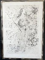 Venus De La Constellaciones Con Picador 1974 (Early) Limited Edition Print by Salvador Dali - 2