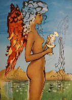 Trilogy of Love Suite EA 1976 Limited Edition Print by Salvador Dali - 4