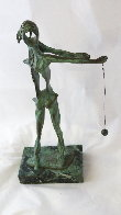 Homage to Newton Bronze Sculpture 1981 15 in Sculpture by Salvador Dali - 1