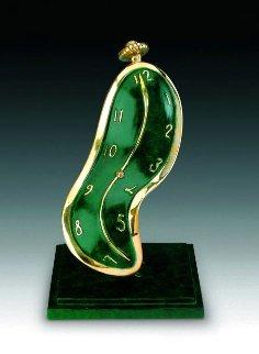 Dance of Time I Bronze Sculpture 1979 15 in Sculpture - Salvador Dali