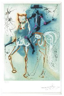 Le Picador 1970 Limited Edition Print - Salvador Dali