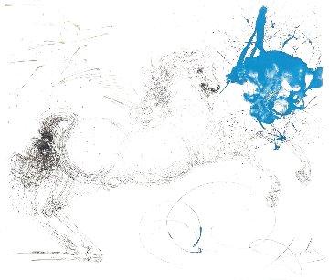 Pegasus 1963 (Early) Limited Edition Print - Salvador Dali