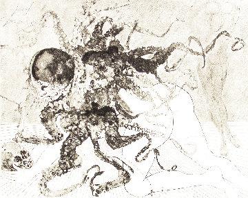 Medusa 1963 (Early) Limited Edition Print - Salvador Dali