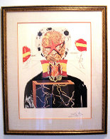 Surrealist King 1971 Limited Edition Print by Salvador Dali - 1