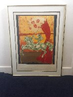 Ivanhoe Suite (Set of 4) 1977 Limited Edition Print by Salvador Dali - 7