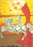 Ivanhoe Suite (Set of 4) 1977 Limited Edition Print by Salvador Dali - 3