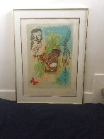 Ivanhoe Suite (Set of 4) 1977 Limited Edition Print by Salvador Dali - 8