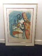 Ivanhoe Suite (Set of 4) 1977 Limited Edition Print by Salvador Dali - 5