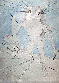 Les Amours De Cassandre Suite 1968 (Early) Limited Edition Print - Salvador Dali