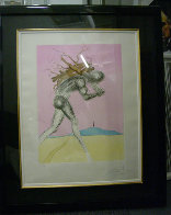 Issachar From the 12 Tribes of Israel 1972 Limited Edition Print by Salvador Dali - 1