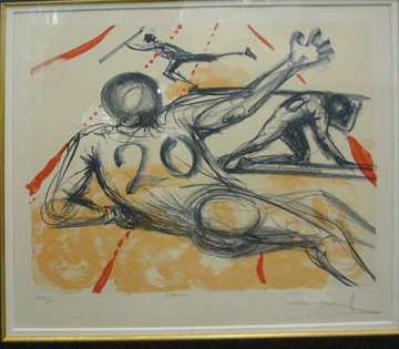 Sports 1979 Limited Edition Print - Salvador Dali