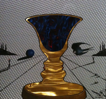 Tristan and Isolde Cup of Love 1972 Limited Edition Print - Salvador Dali