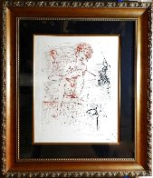 Mythology Narcissus 1963 (early) Limited Edition Print by Salvador Dali - 3