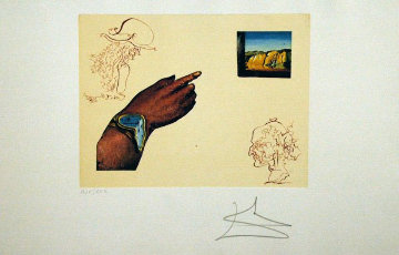 Cycles of Life Suite (set of 3) 1979 Limited Edition Print by Salvador Dali