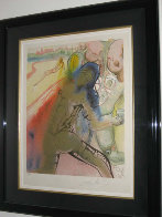 Death of Clorinda 1969 (Early) Limited Edition Print by Salvador Dali - 1