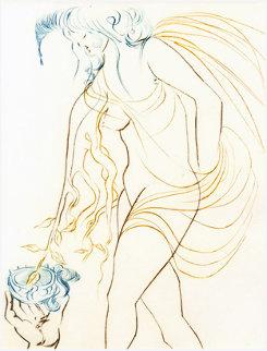 La Coupe Offerte, From Le Paradis Terrestre 1974 Limited Edition Print - Salvador Dali