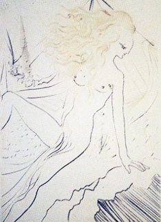 Second Day Limited Edition Print by Salvador Dali