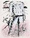 Le Buste De Mao 1967 (early) Limited Edition Print by Salvador Dali - 0