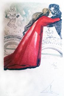 Pilade Aimait Hermione EA 1976 Limited Edition Print - Salvador Dali