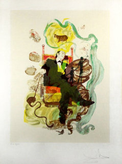 Dali Dreams AP 1978 Limited Edition Print - Salvador Dali