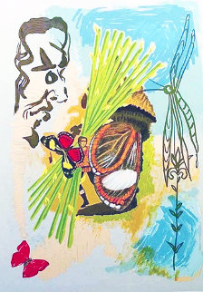Overseer 1977 Limited Edition Print - Salvador Dali