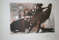 Tauromachie Individuelle 1966 (Early) Limited Edition Print by Salvador Dali - 3
