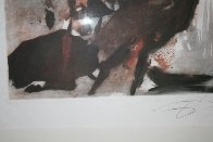 Tauromachie Individuelle 1966 (Early) Limited Edition Print by Salvador Dali - 2