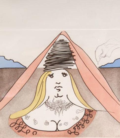 Lady Dulcinea Limited Edition Print by Salvador Dali