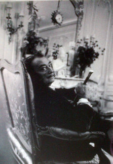 Salvador Dali, by Vaclav Chochola, a Suite of 6 Photograph Prints 1969 Limited Edition Print - Salvador Dali