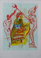 Pilgrim's Journey Limited Edition Print by Salvador Dali - 1