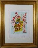 Pilgrim's Journey Limited Edition Print by Salvador Dali - 2
