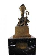 Saint Narcissus of the Flies Bronze Sculpture Sculpture by Salvador Dali - 1