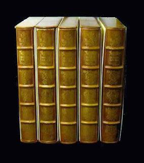 Biblia Sacra Vulgatae Complete Suite - Edition 1967 Limited Edition Print - Salvador Dali