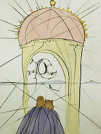 Museum of Genius And Whimsy 1974 Limited Edition Print by Salvador Dali - 0