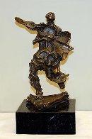 Alma Del Quijote Bronze Sculpture 14 in Sculpture by Salvador Dali - 2