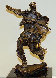 Alma Del Quijote Bronze Sculpture 14 in Sculpture by Salvador Dali - 0
