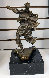 Alma Del Quijote Bronze Sculpture 14 in Sculpture by Salvador Dali - 4
