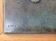 Three Graces Bas Relief Bronze Sculpture 1977 Sculpture by Salvador Dali - 5