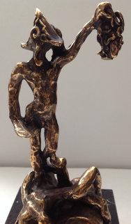 Perseus, Homage to Benvenuto Cellini Bronze Sculpture 1976 Sculpture by Salvador Dali