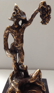 Perseus, Homage to Benvenuto Cellini Bronze Sculpture 1976 Sculpture - Salvador Dali
