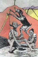 Ni Por Esas, From Caprices De Goya 1977 Limited Edition Print by Salvador Dali - 0