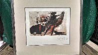 Tauromachie Individuelle 1966 (Early) Limited Edition Print by Salvador Dali - 1