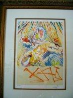 La Pieta Nera 1973 Limited Edition Print by Salvador Dali - 1